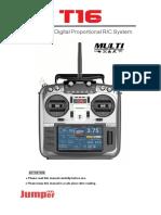 T16 manual