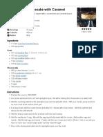 Sugar Free Cheesecake with Caramel - Low Carb & Keto Friendly.pdf