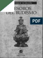 Schuon - Tesoros Del Budismo