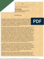 Congregación para la sagrada doctrina de la Fe - Declaración Dominus Iesus