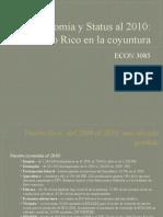 Economía al 2010
