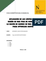 PROYECTO DE APLICACIÓN LIMITES_RAZON DE CAMBIO  UPN