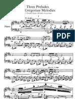 IMSLP32104-PMLP11202-Respighi Drei Praeludien Ueber Gregorianische Melodien Dover