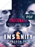 Checkmate (Insanity 6) - Cameron Jace