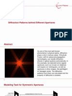 Application_UC_Diffraction Patterns behind Different Apertures