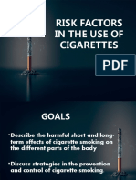 COT4 RISK FACTORS IN THE USE OF CIGARETTES AND.pptx