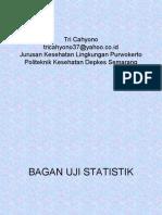 Statistik Bagan Uji Statistik