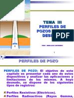 3 INTERPRETACION DE PERFILES DE POZOS