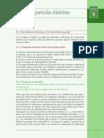 08 - Cap. 8 - Energía de párticulas relativistas.pdf