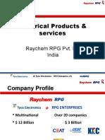 ET&D Product Range