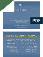 Analisis Accidental Id Ad en La Construccion