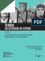 TEORIA DA ATIVIDADE DE ESTUDO