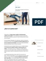 Patriarcado_ Concepto, Ejemplos y Matriarcado