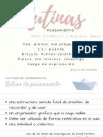 rutinas-para-introducir-ideas