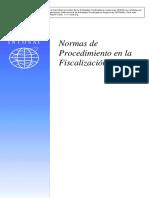 Resumen ISSAI-300S Normas de Procedimiento en la Fiscalizacion Publica.pdf