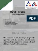 Haul Truck Operation PDF