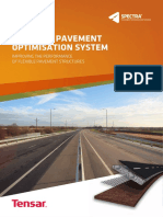 Spectra Pavement Optimisation System
