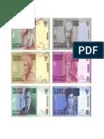uang kertas dika