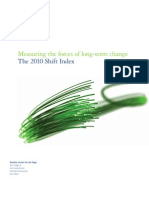 Deloitte 2010 Shift Index