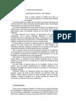 Eduardo de La Vega - Los Rostros Del Deficiente