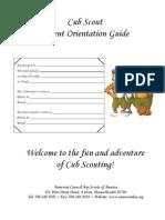 Cub Parent Orientation Guide