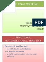 good legal writing