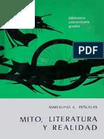 Peñuelas, Marcelino C. - Mito, Literatura y Realidad.