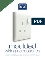 BG Electrical Moulded Range Leaflet