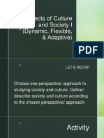 Aspects of Culture and Society I (Dynamic.pptx