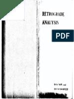Retrograde Analysis, T. R. Dawson and W. Hundsdorfer