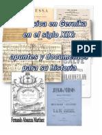 LA MÚSICA EN GERNIKA EN EL SIGLO XIX