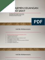 Bab 1 - Ruang Lingkup Keuangan RS