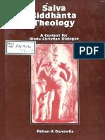 Saiva Siddhanta Theology