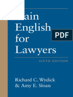 Plain-English-For-Lawyers