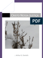 CRISTO NOSSA JUSTIÇA de Arthur G Daniells