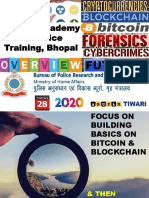 BLOCKCHAIN-BITCOIN-CRIMES INTRODUCTION & What's it all about?