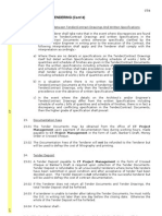 Conditions of Tendering (Type 2)
