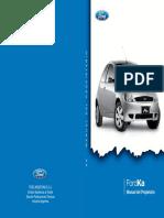 Manual Ford Ka 2003