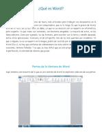 Tutorial Word PDF
