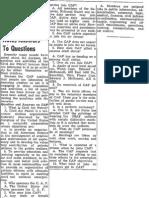 CAP Program Overview (1957)