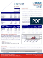 DERIVATIVE REPORT FOR 9 DEC - MANSUKH INVESTMENT AND TRADING SOLUTIONS