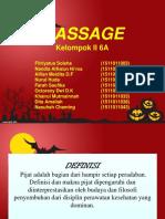MASSAGE PPT