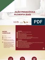 ApresentaçãoFormaçãoPedagogicaFilosofia-1