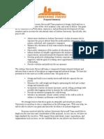 Hovercraft Proposal Summary