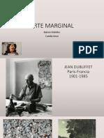 Presentación Arte Marginal, Historia 1, Universidad del Cauca