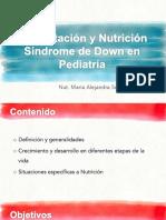 Sx. Down, Alimentación.pdf