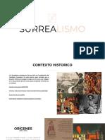 Presentación Surrealismo, Historia 1, Universidad del Cauca
