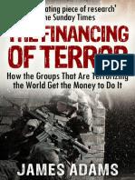 The Financing of Terror - James Adams
