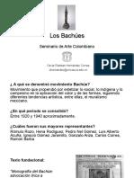 Presentación Bachués, Seminario de Arte Colombiano, Universidad del Cauca