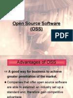 Open Source Software (ICT)